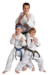 family karate program online