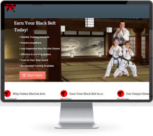 online karate classes computer