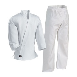 Free Uniform With Online Karate Course