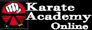 karate academy online logo